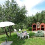 Appartamento Colibrì: giardino | Casa Vacanza Costadoro a Imperia