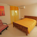 Freedom apartment: bedroom 1 | Costadoro Holiday Home in Imperia