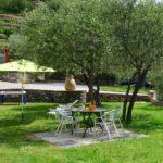 Appartamento Freedom: giardino | Casa Vacanza Costadoro a Imperia