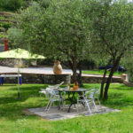 Freedom apartment: garden | Costadoro Holiday Home in Imperia