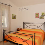 Joy apartment: bedroom 1 | Costadoro Holiday Home in Imperia