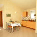 Mirage apartment: kitchen | Costadoro Holiday Home in Imperia