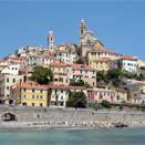 View on Cervo (IM)