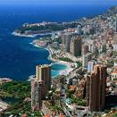 Panorama sul Principato di Monaco